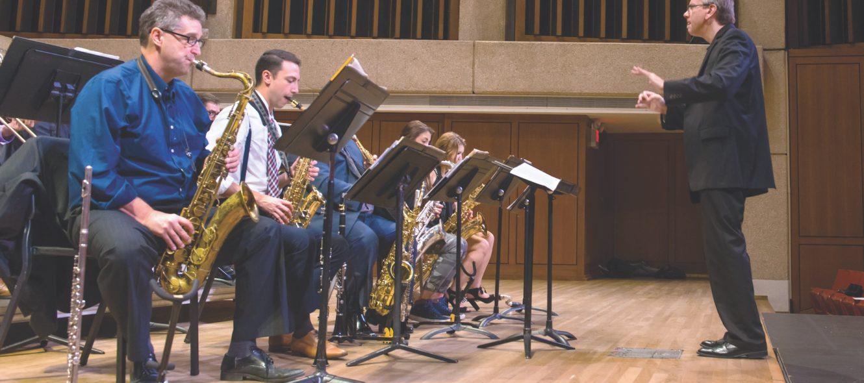 Jeff Helmer Butler School of Music Richard Rainwater fund