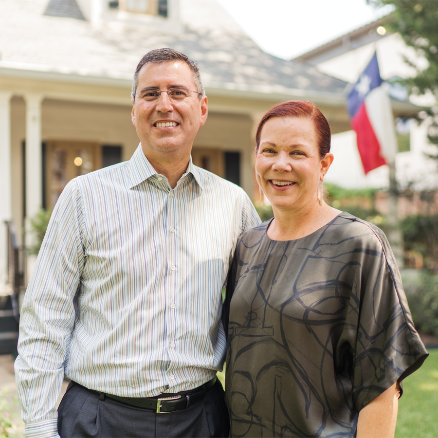 Eric and Debby Gonzales; Empowering Potential
