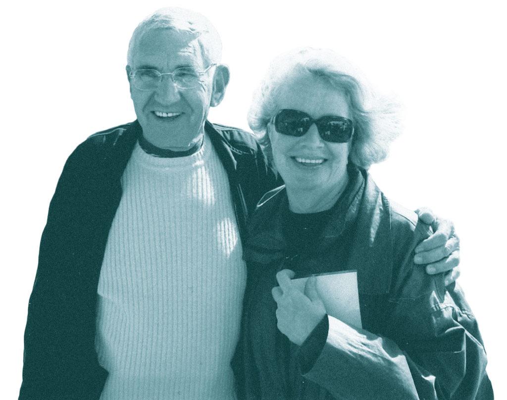 Michael and Susanna Steinberg