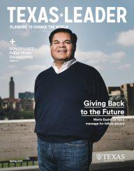 Texas Leader Magazine, Spring 2019